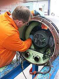 image of servicing